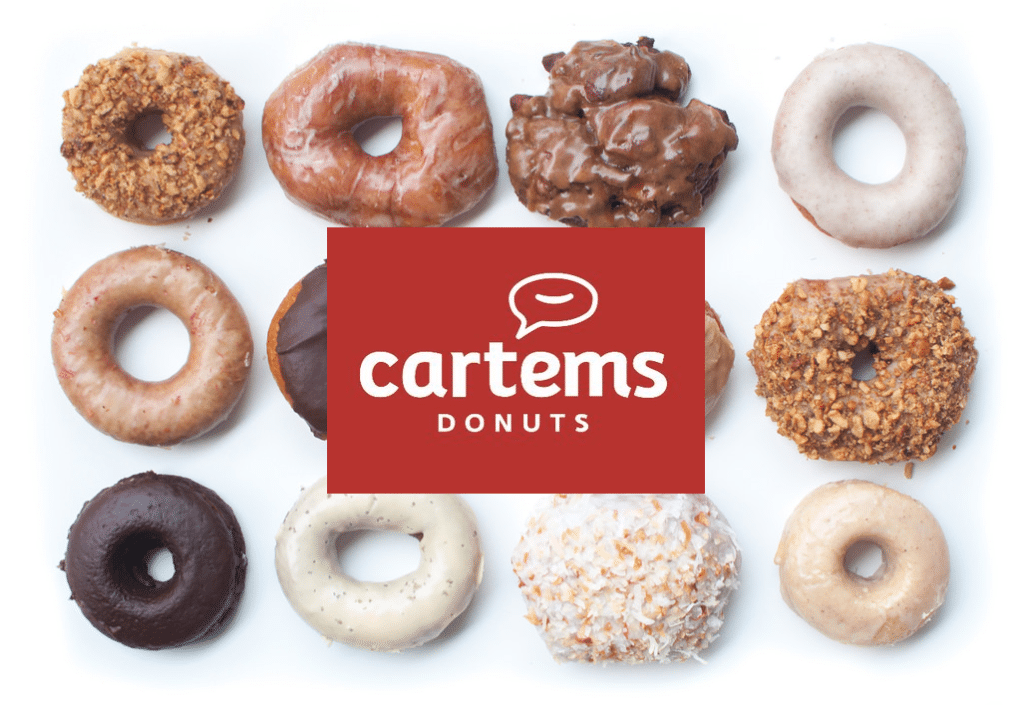 Cartems donuts in Vancouver