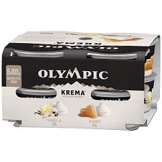 Office Delivery service buy Olympic Krema Yogurt for your Vancouver team.