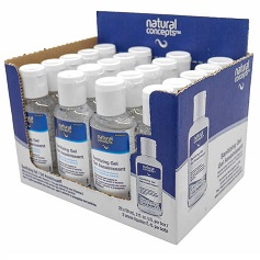 PPE for offices Vancouver. Individual Hand Sanitizers for the workplace.